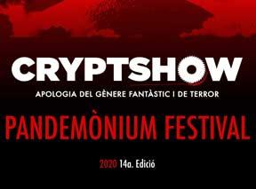 Programación Cryptshow Pandemonium Festival 2020